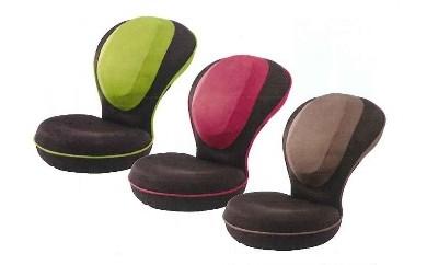 美姿勢座椅子(ブラウン)