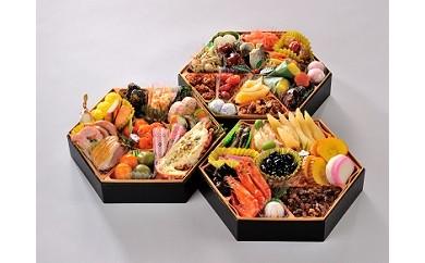 C-7 「中国料理・敦煌」総料理長監修 おせち料理宴