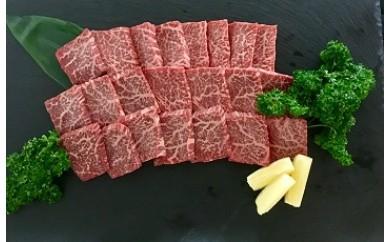 【B01002】鹿児島県産黒毛和牛モモ・バラカルビ焼肉用約1.2kg