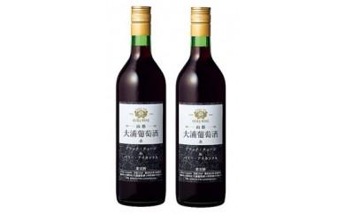 C014 大浦葡萄酒赤セット