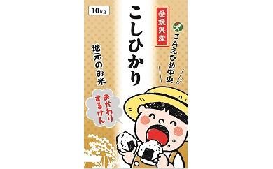 【C24】JAえひめ中央コシヒカリ