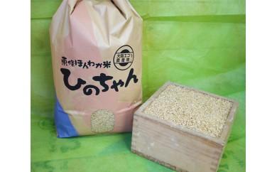 No.012 東條ほんわか米「ひのちゃん」6kg