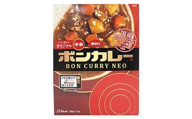 D-11 ボンカレーネオ 15食