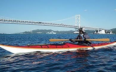 G-13 シーカヤック体験ツアー(5時間コース)大人1名分
