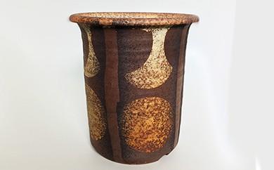 D-20 大谷焼 植木鉢