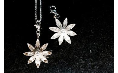 ★受付終了★AE06ハンドメイドジュエリー「star anis」 pendant【26,000pt】