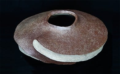L-1 創作陶器・花器 「貝」