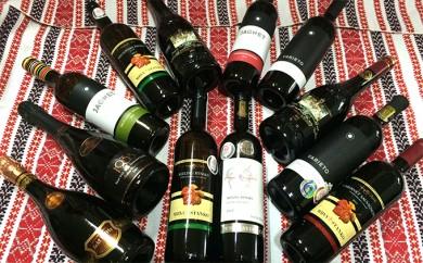 [№5696-3099]スロバキアワイン・バラエティ12本セット