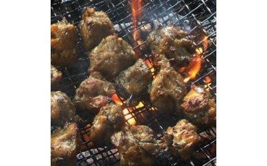スパイシー鶏皮入り炭焼きかまぼこ