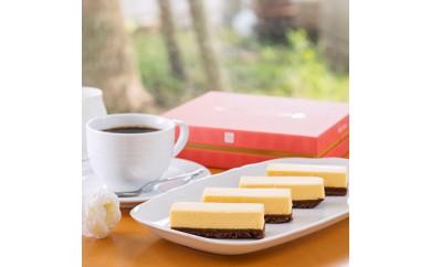 i32 <宮崎県産マンゴー使用>完熟マンゴーチーズケーキ「フロマルージュ」12本セット【1036335】
