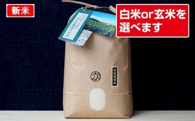 [№5865-0135]がんも農場のお米1人占めセット 5kg