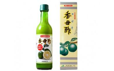 No.402 かぼす果汁100% 360mL×1本【5pt】