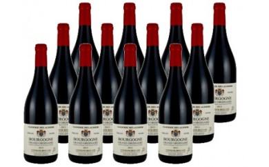 416.ブルゴーニュ グラン オルディネール 赤ワイン(12本)