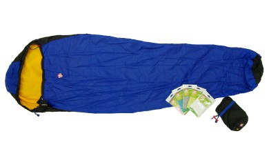 D-04 寝袋B(スーパーライトフライ600)