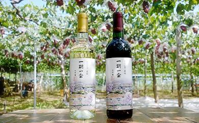 12-14.韮崎市オリジナルワイン「一期一会」