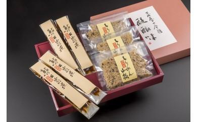 KA-④ 鮎の甘露煮&ちりめん山椒セット