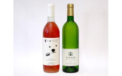 No.097 千歳ワイナリーワインセットD / ハスカップワイン 甘口 フルーツワイン 辛口 白ワイン 北海道 人気
