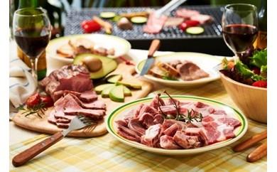 イベリコ豚BBQセット
