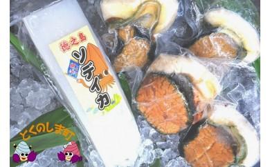 2~忘れられない食感~徳之島産夜光貝セット