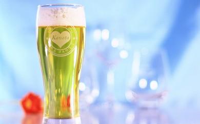[№5850-0185]ビールグラス 彫刻体験