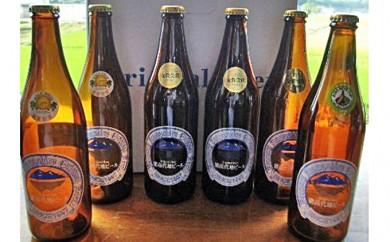 [№5771-0035]猪苗代のんべえビール 6本セット
