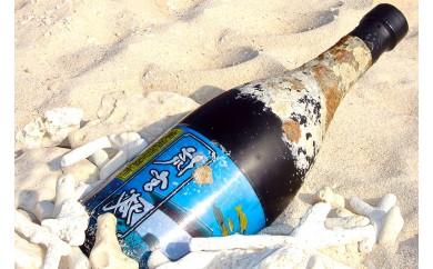 美ら海 熟成! 海底泡盛5年古酒 43度