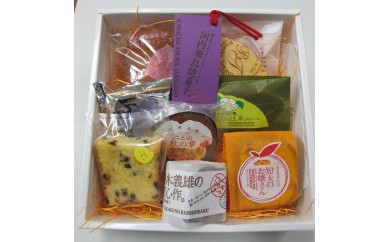 A10a 河内飛鳥菓子詰合せ(焼き菓子セット)