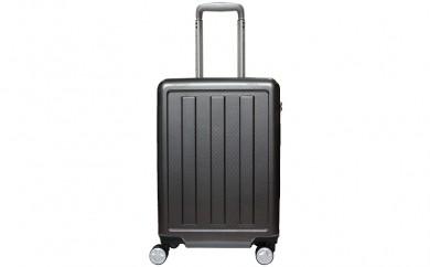 P376 8016スーツケース(カーボンブラック)【600pt】