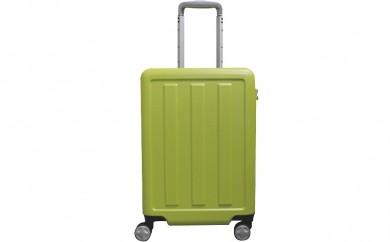P381 8016スーツケース(カーボングリーン)【600pt】