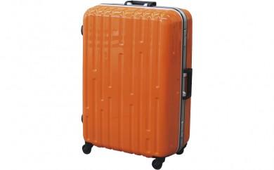 P387 9046Mスーツケース(オレンジ)【1,200pt】