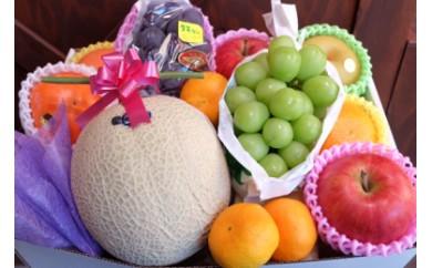 《旬の味覚》厳選季節の果物詰合せC