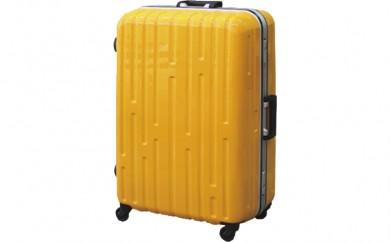 P388 9046Mスーツケース(イエロー)【1,200pt】