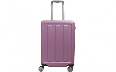 P379 8016スーツケース(カーボンピンク)【600pt】