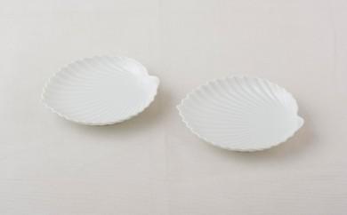 P302 棕櫚葉形皿(2枚)【500pt】