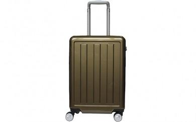 P378 8016スーツケース(カーボンゴールド)【600pt】