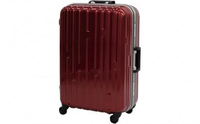 P385 9046Mスーツケース(ワインレッド)【1,200pt】