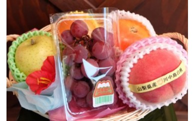 《旬の味覚》厳選季節の果物詰合せB