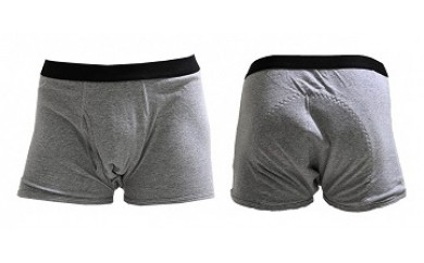 [A-7] お尻汗ジミ防止パッド付き一体型パンツ