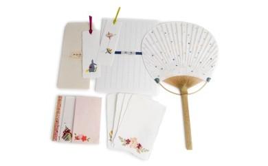 AA01 八女手すき和紙お便りセット(八女伝統工芸品)