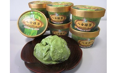 CB02 八女抹茶アイスクリーム