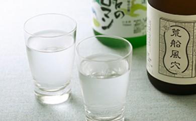 [№5634-0140]荒船風穴 特別純米酒と太古のロマン 特別本醸造セット