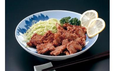 D102竜田揚げ用・鯨赤肉(レシピ付き)