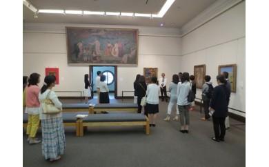 AX02 大原美術館 貸切イブニングツアー