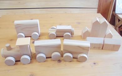 [№5789-0201]乗り物と建物シリーズ
