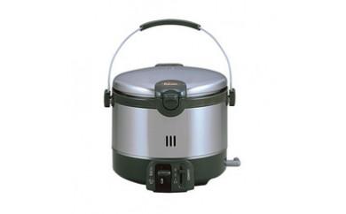 パロマLPガス炊飯器 直火の力でお米ふっくら(0.6ℓ・3.3合まで対応)