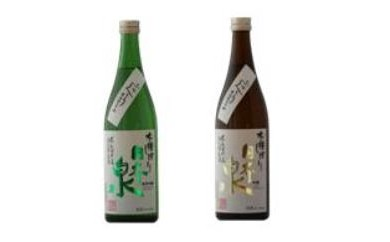12S-0001 純米吟醸・吟醸 無濾過生原酒 ふなくちとりセット