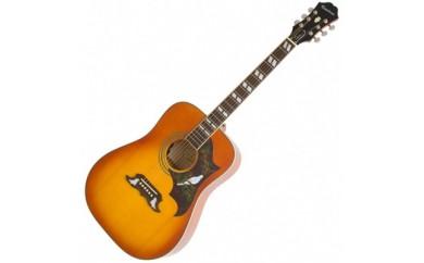 (727)Epiphone Dove PRO VB エレアコギター