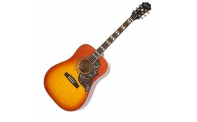 (728)Epiphone Hummingbird PRO エレアコギター