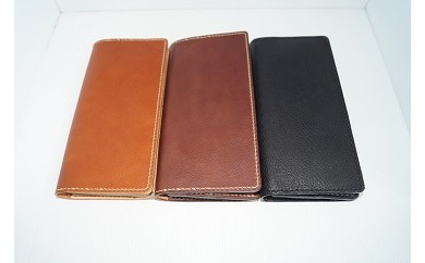 D-4 本革製長財布