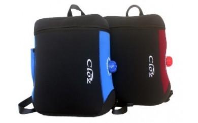 E29001 便利で安心な優れもの!クロッツ完全防水リュック(16L)・通
